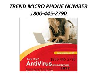 Trend Micro technical Support Phone Number, Trend Micro Support Phone Number.