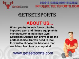 Look for the reputed quality gym equipment manufacturer in Delhi