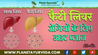 Best Diet Plan for Fatty Liver Patients in Hindi
