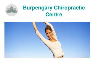 Chiropractic Brisbane - Burpengary Chiropractic Centre