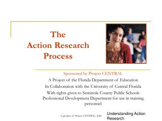 The Action Research Process