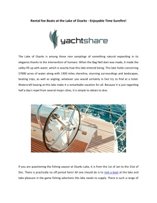 Best Launch Charter & Sailing Charter packages - yachtshare.co.nz
