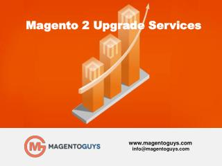 Upgrade to Magento 2.1 Latest Version by MagentoGuys