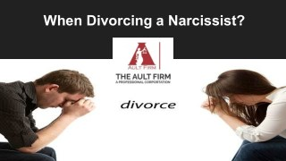 Salt Lake City divorce attorney help you to dealing with Narcissist