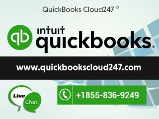 Quickbooks Cloud accounting Help and Support Tollfree Number : 1-855-836-9249