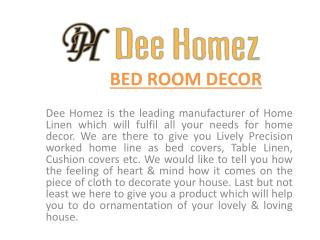 best bed cover and other home decor