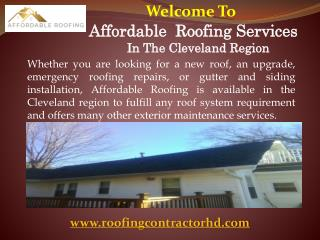 Roof Repair and Installation Chattanooga, TN