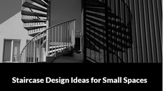 Staircase Design ideas for Small Spaces