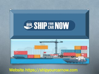 International Shipping Service