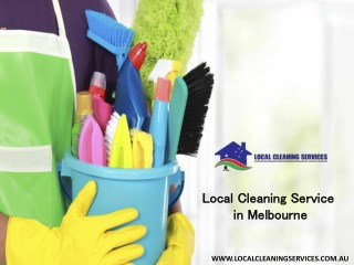 Local Cleaning Services in Melbourne