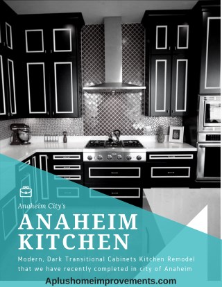 Anaheim Kitchen Remodel