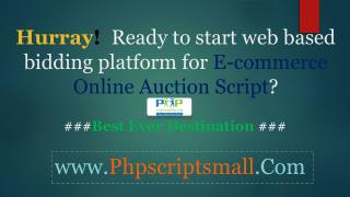 Buy and Sell Marketplace Script alike Flippa Clone for better markets