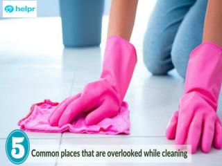 House cleaners Bangalore