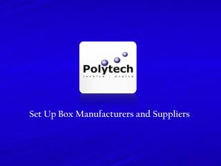 Set Up Box Product Suppliers