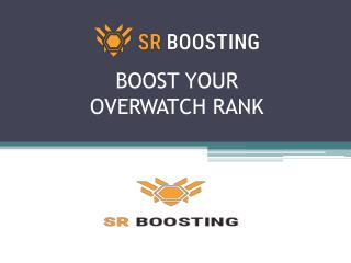 Unbeatable Overwatch Competitive & Rank Boosting