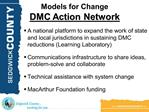 Models for Change DMC Action Network