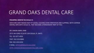 Grand oaks dental care