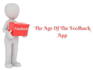 Know More About Employee Feedback App