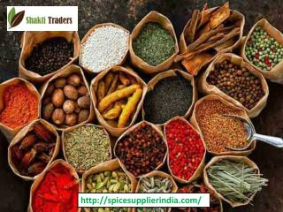 Whole Spices Manufacturer Supplier & Exporter in Delhi