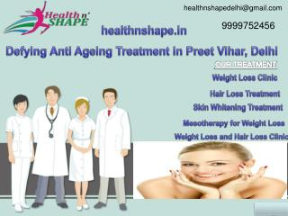 Efficient Hair Loss Treatment in Preet Vihar, Delhi