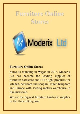 Furniture Online Stores