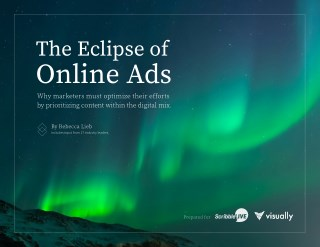 The Eclipse of Online Ads