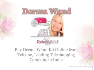 Derma Wand Kit Online from Teleone at Best Price in India