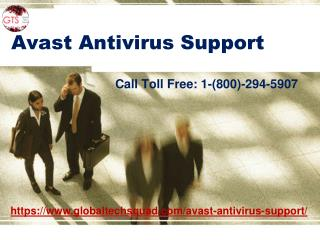 Technical Avast Antivirus Support | GlobalTech Squad