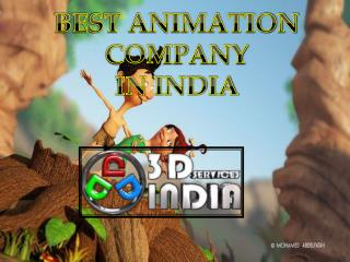 One of the Best Animation Company in India