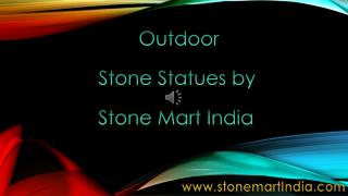 Outdoor Stone Statues in India