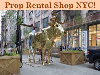 Prop Rental Shop Nyc!