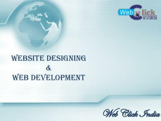 Reasons Why Web Click India For Web Development Services