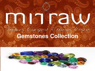 Gemstones Shopping With Up to 80% Off