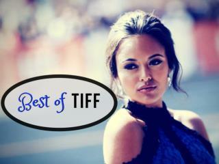 Best of TIFF