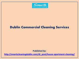 Dublin Commercial Cleaning Services