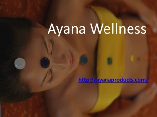 Crystal Healing Therapy - Ayana Wellness