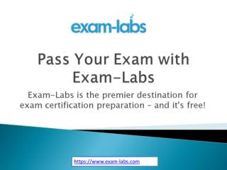 Pass Your Exam with Exam-Labs