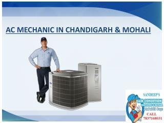 AC MECHANIC IN CHANDIGARH AND MOHALI-ACCHANDIGARH