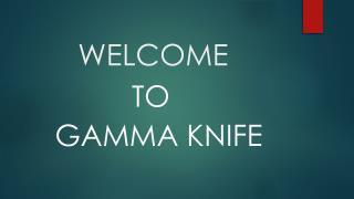 Gamma Knife Centre