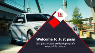 Driving Lessons In Birmingham - Just Pass
