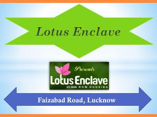 BBD Green City Lotus Enclave Faizabad Road Lucknow