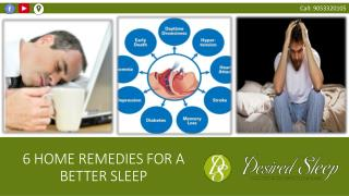 Follow These 6 Remedies To Improve Sleep Quality or Mild Sleep Apnea