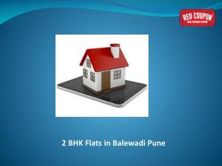 2 BHK Flats in Balewadi Pune