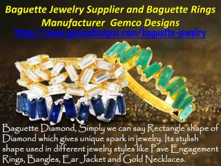 Affordable Baguette Ring Collection