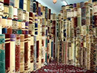 Carpet manufacturers in India | Carpet Exporters India