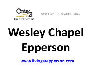 Wesley Chapel Epperson
