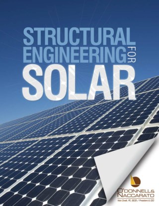 Structural Engineering For Solar