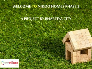 Bhartiya City Nikoo Homes Phase 2 Thanisandra Bangalore