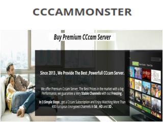 CCcam Subscription