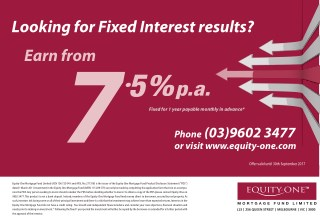 Fixed Interest Results